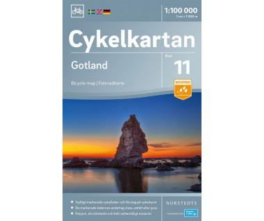 Gotland cykelkartan 11