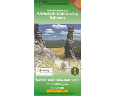 Sachsisch-Bohmische Schweiz Nationalparkregion