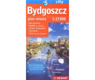 Bydgoszcz (plus5) Koronowo, Nakło n. Notecią, Solec Kujawski, Tuchola, Żnin