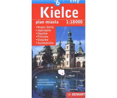 Kielce (plus6) Busko, Jędrzejów, Opatów, Pińczów, Staszów, Suchedniów