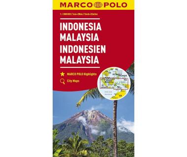Indonesia, Malaysia