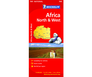 Africa North & West (M 741)