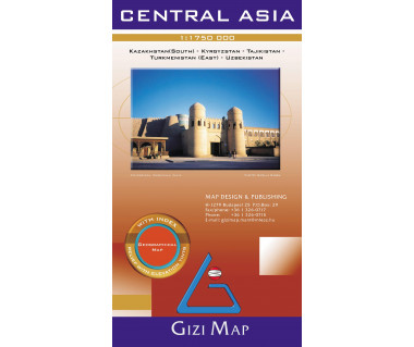 Central Asia (geographical)
