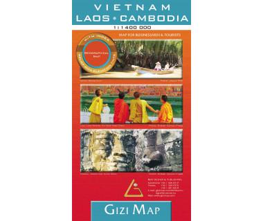 Vietnam, Laos, Cambodia (geographical)