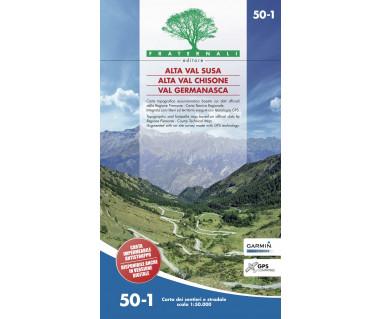 50-1 Alta Val Susa, Alta Val Chisone, Val Germanasca