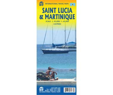 Saint Lucia & Martinique