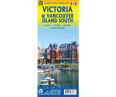 Victoria & Vancouver Island South
