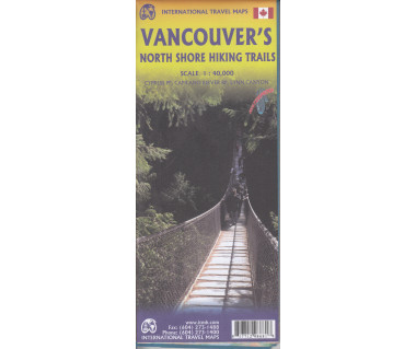 Vancouver's North Shore hiking trails