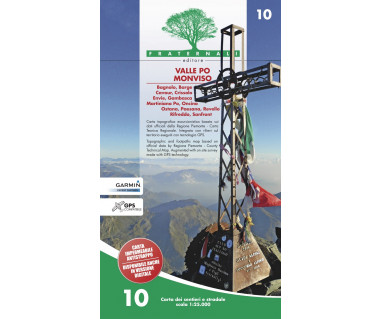 10 Valle Po - Monviso - Monte Bracco