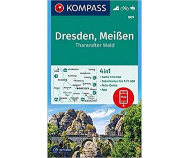 K 809 Dresden, Meissen, Tharandter Wald