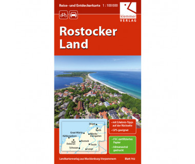 Rostocker Land (Blatt 702)
