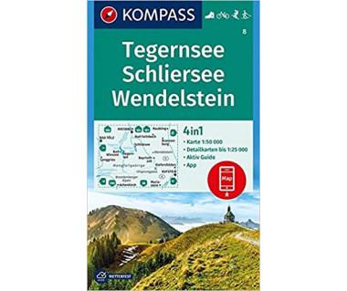 K 8 Tegernsee, Schliersee, Wendelstein