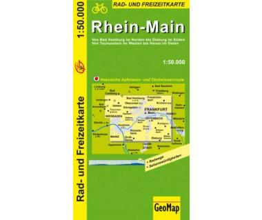 Rhein-Main 1:50.000
