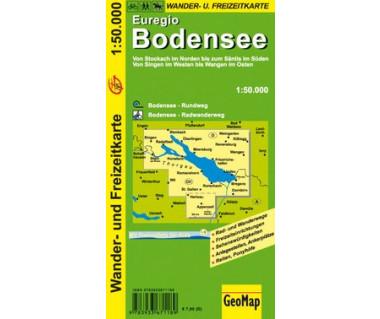 Bodensee Euregio 1:50.000