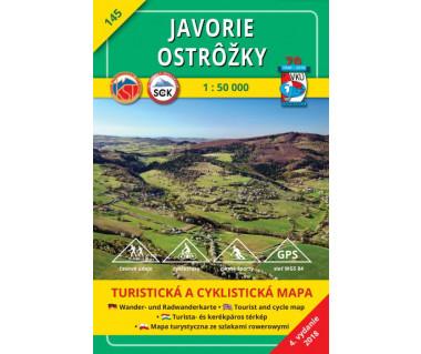 S145 Javorie Ostrozky