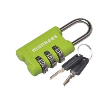 Kłódka Munkees Combination Lock 3604