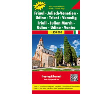 Friuli, Julian March, Udine, Venice