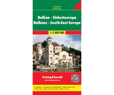 Balkan, Sudosteuropa