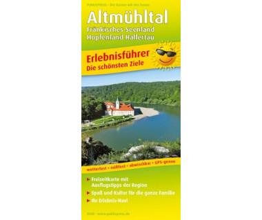 0038 Altmühltal, Fränkisches Seenland - Hopfenland Hallertau