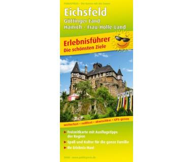 0008 Eichsfeld, Göttinger Land – Hainich – Frau-Holle-Land