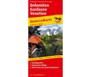 296 Dolomiten - Gardasee - Venetien