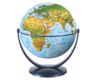 Globus fizyczny (15 cm)