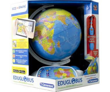 Interaktywny Eduglobus. Poznaj świat