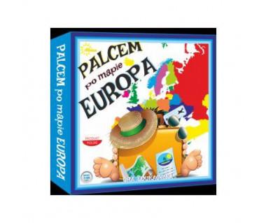 Palcem po mapie. Europa