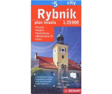 Rybnik (plus5) Pszów, Radlin, Rydułtowy, Wodzisław Śląski, Żory