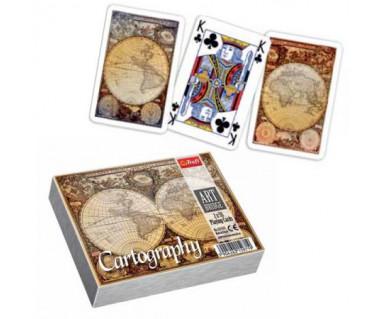 Karty do gry Cartography (2 talie)