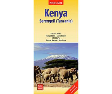 Kenya, Serengeti (Tanzania)