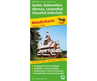 071 Goslar, Hahnenklee, Altenau, Lautenthal, Clausthal-Zellerfeld