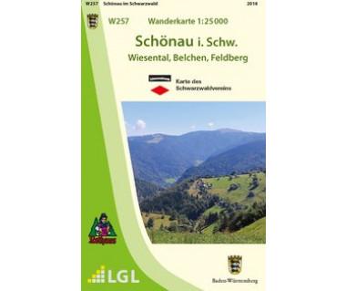 W257 Schönau im Schwarzwald