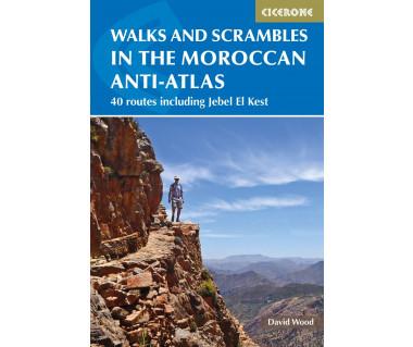 Walks and Scrambles in Moroccan Anti-Atlas