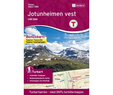 Jotunheimen Vest (2505)