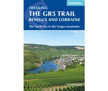 The GR5 Trail Benelux & Lorraine