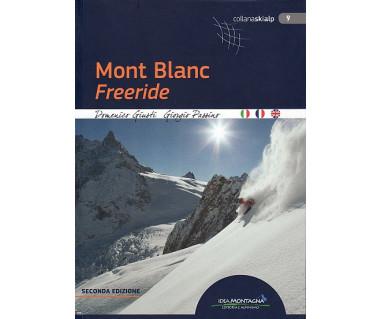 Mont Blanc. Freeride