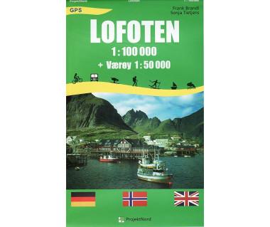 Lofoten + Vaeroy