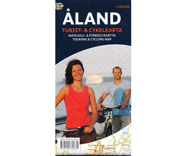 Aland Touring & Cycling Map