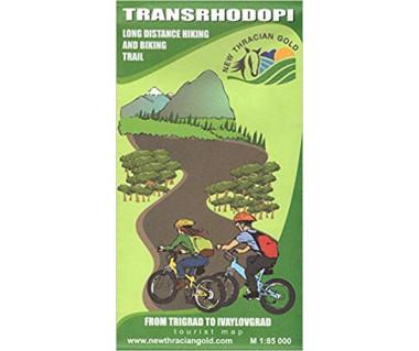 Transrhodopi - Long distance hiking and biking