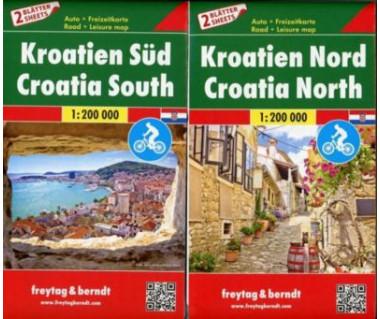 Croatia North, South