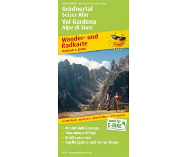 1528 Grödnertal, Seiser Alm / Val Gardena, Alpe di Siusi