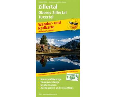 1509 Zillertal - Oberes Zillertal, Tuxertal