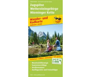 Zugspitze - Wettersteingebirge - Mieminger Kette