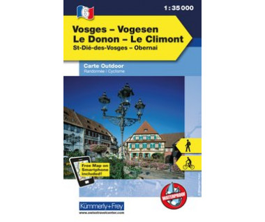 06 Vogesen - Le Donon - Le Climont **