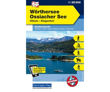 17 Wörthersee / Ossiacher See **