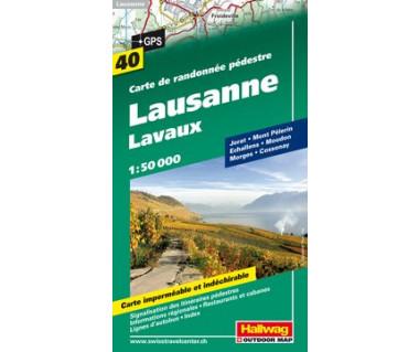 Lausanne / Lavaux