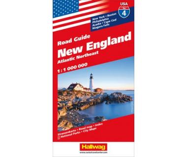 New England Atlantic Northeast