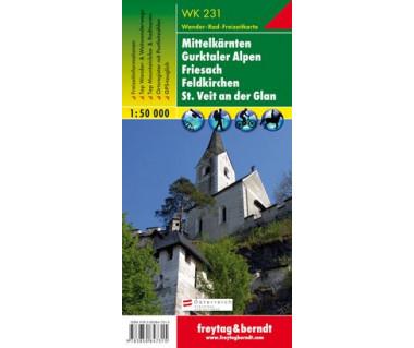 Hemmaland - Gurktal - Metnitztal - Feldkirchen