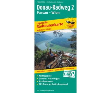 0246 Donau-Radweg 2, Passau - Wien